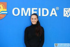 Welcome Amy, Lauren, Ryan and Jordi to study at Omeida.