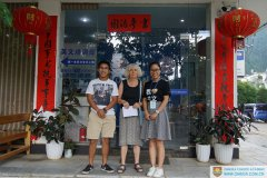 Congratulations to those who have completed their Chinese courses at Omeida.