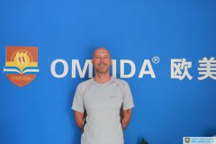 Welcome Anthony Pryor and Natascha Strenger to study Chinese at Omeida.